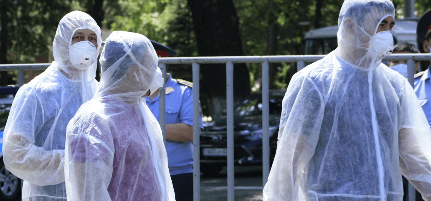 Правительство РК продлило карантин до 2 августа