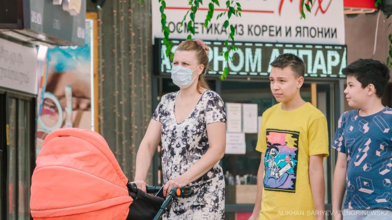 О ношении масок инвалидами и детьми высказались в Минздраве