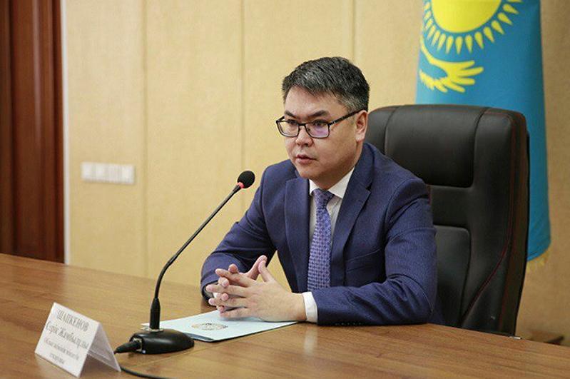 Серик Шапкенов назначен новым министром труда